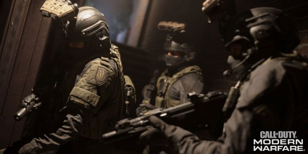 Call of Duty Modern Warfare Patch Tweaks 725 Shotgun
