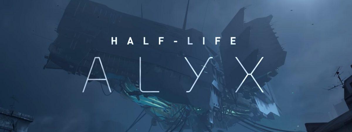 Half-Life Alyx Announcement Trailer Released