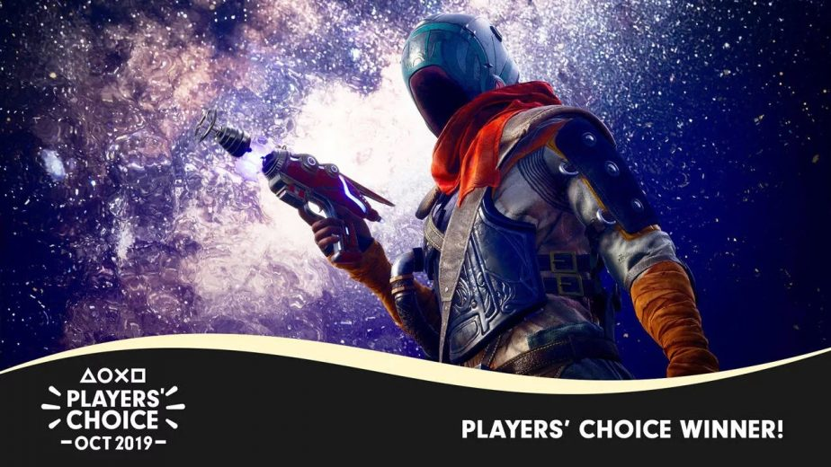 The Outer Worlds Wins Players Choice Award