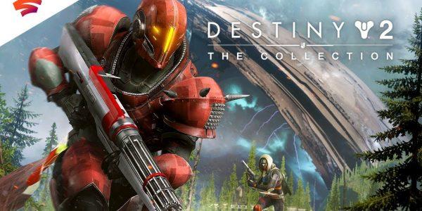 Destiny 2 The Collection Google Stadia