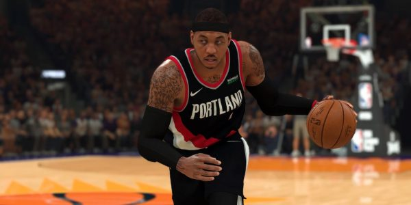 nba 2k20 roster update carmelo anthony added to portland trail blazers
