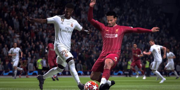 the game awards 2019 nominees fifa 20 pes 2020 vying for best sports game
