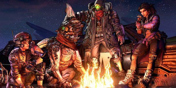 Borderlands 2 DLC matchmaking