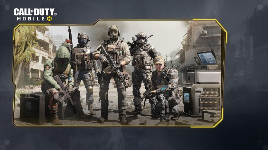 Call of Duty Mobile Wins Google Play Awards 2019 2