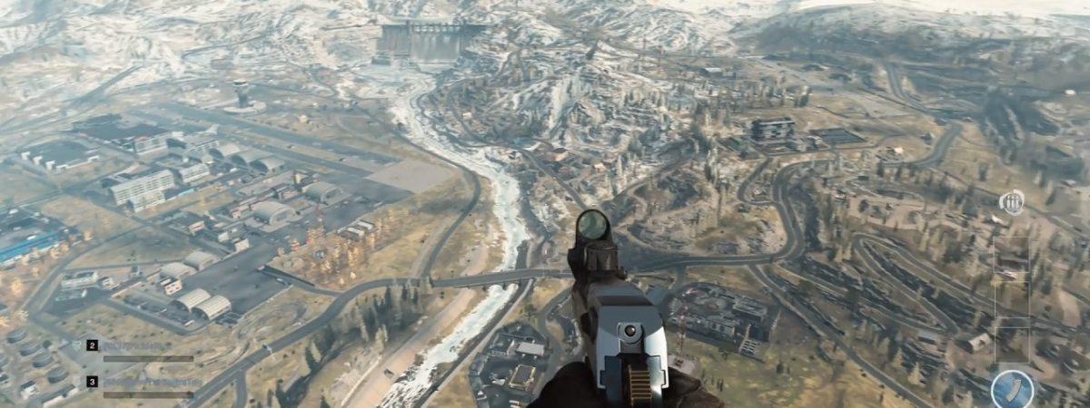 Call of Duty Modern Warfare Battle Royale Map Leaked