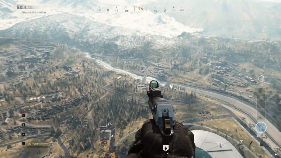 Call of Duty Modern Warfare Battle Royale Map Leaked 2