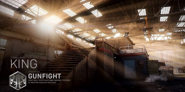 Call of Duty Modern Warfare Gunfight 1v1 and 3v3 in the Works