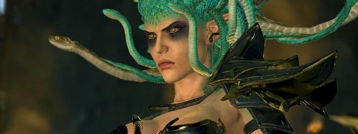 Total War Warhammer 2 DLC Bloodwrack Medusa Trailer