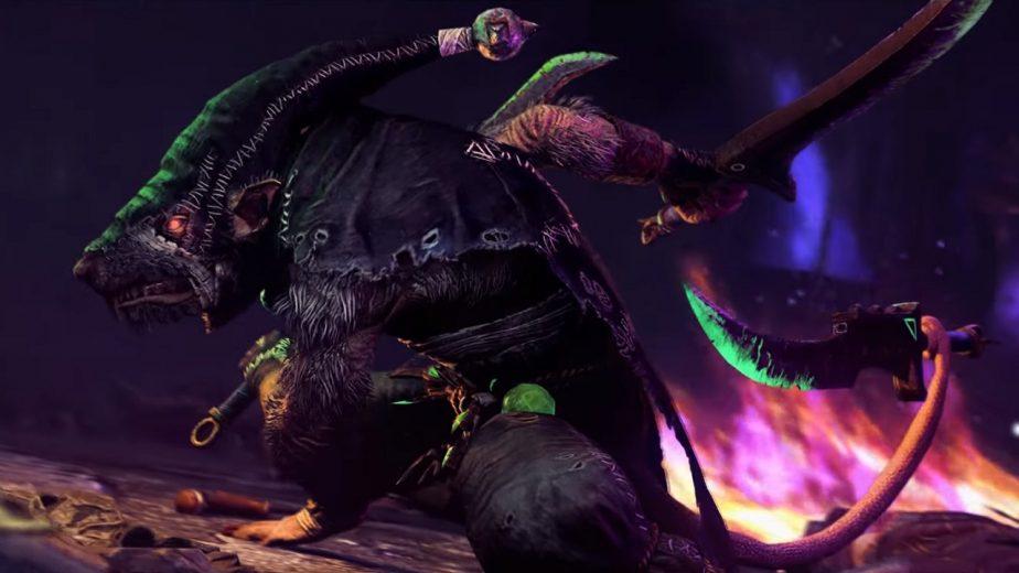 Total War Warhammer 2 The Shadow and The Blade Deathmaster Snikch Clan Eshin 3