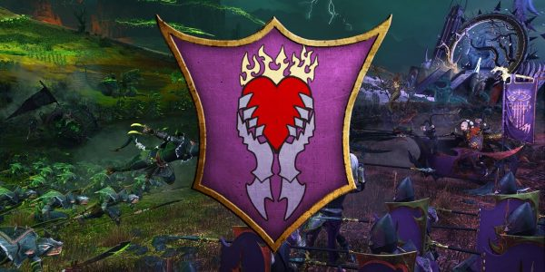 Total War Warhammer 2 The Shadow and The Blade Malus Darkblade Hag Graef