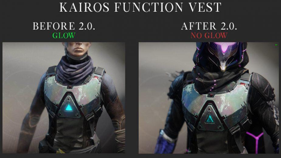 Destiny 2 Armor Bug