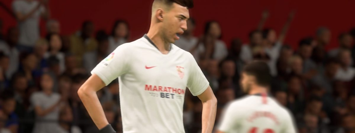 fifa 20 tottgs player sbc munir ligue 1 conforama voting underway