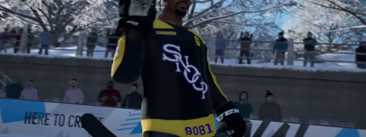 nhl 20 commentary now features snoop dogg on the mic