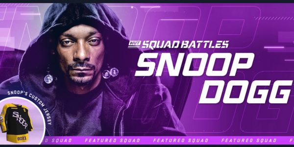 snoop dogg nhl 20 featured hut squad world of chel challenges