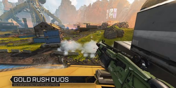 Apex Legends Gold Rush Duos Mode Launches Tomorrow 2