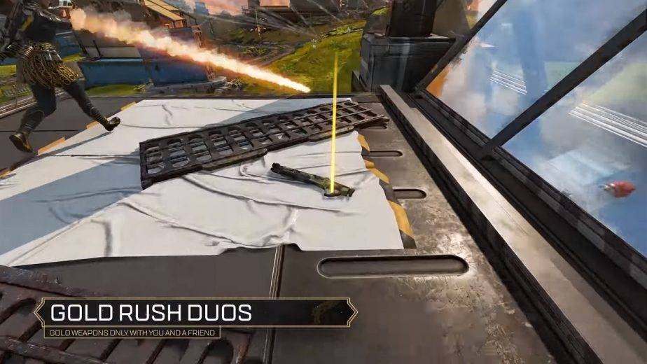 Apex Legends Gold Rush Duos Mode Launches Tomorrow