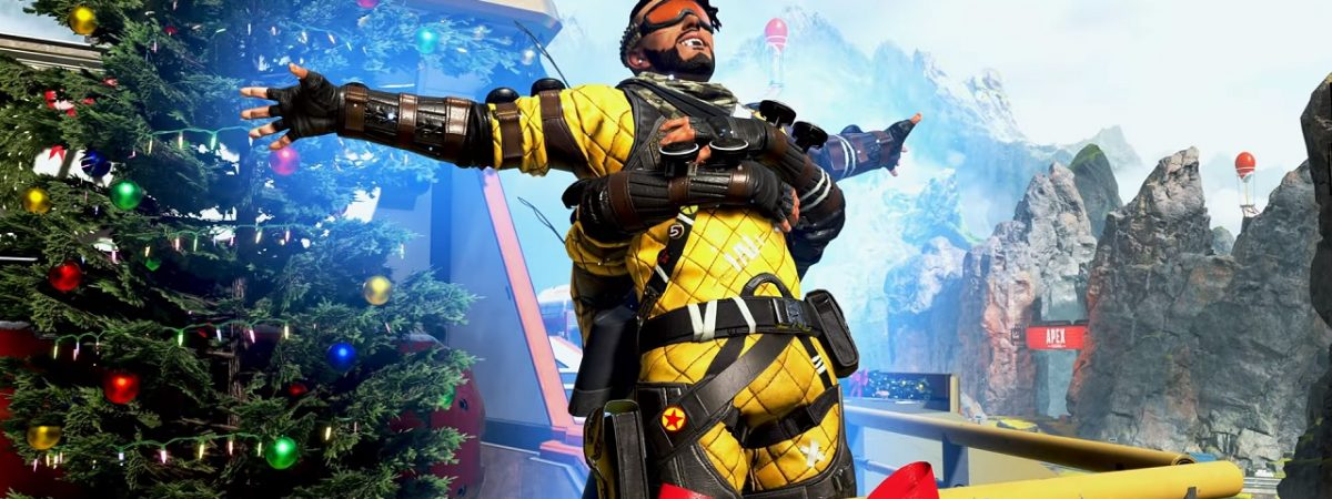 Apex Legends Mirage's Holo-Day Bash Event Ending Tomorrow