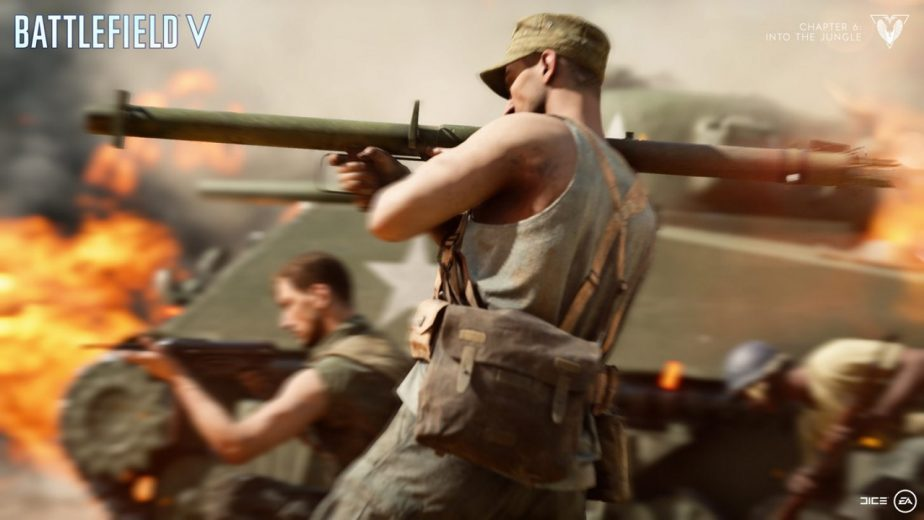 Battlefield 5 Chapter 6 Into the Jungle Announced