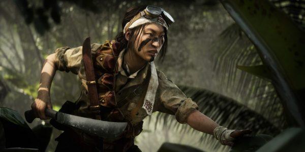 Battlefield 5 Elites Chapter 6 Misaki Yamashiro