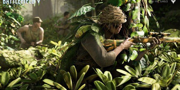 Battlefield 5 Solomon Islands Map Chapter 6 Into the Jungle 2