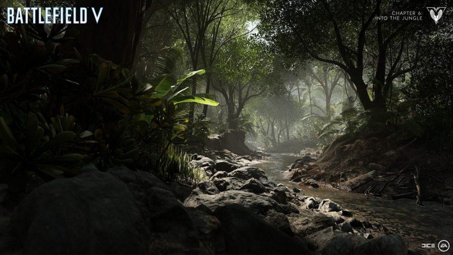 Battlefield 5 Solomon Islands Map Chapter 6 Into the Jungle