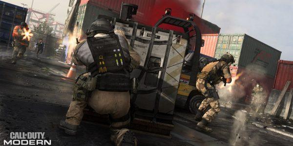 Call of Duty Modern Warfare Patch Adds Five Loadout Slots