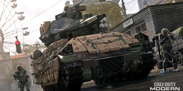 Call of Duty Modern Warfare Reset Message Error