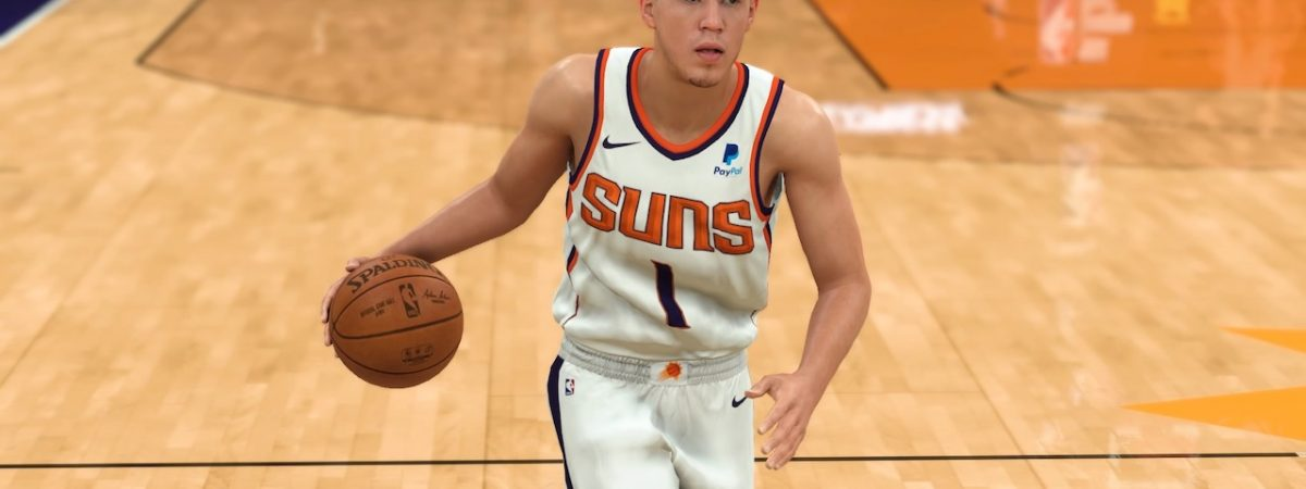 nba 2k20 moments of the week 10 players include devin booker russell westbrook myteam
