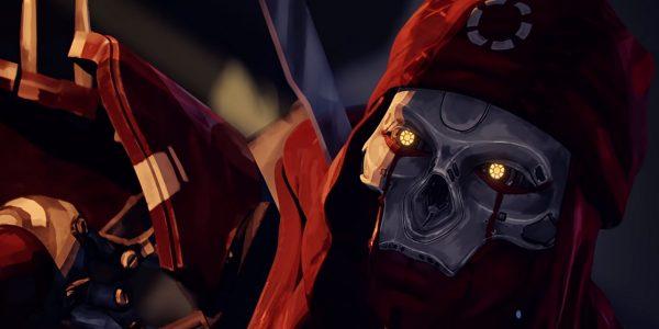Apex Legends Revenant Skin Gilded Rose Twitch Prime 2