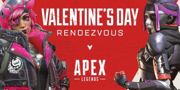 Apex Legends Valentine's Day Rendezvous Event Announced 2