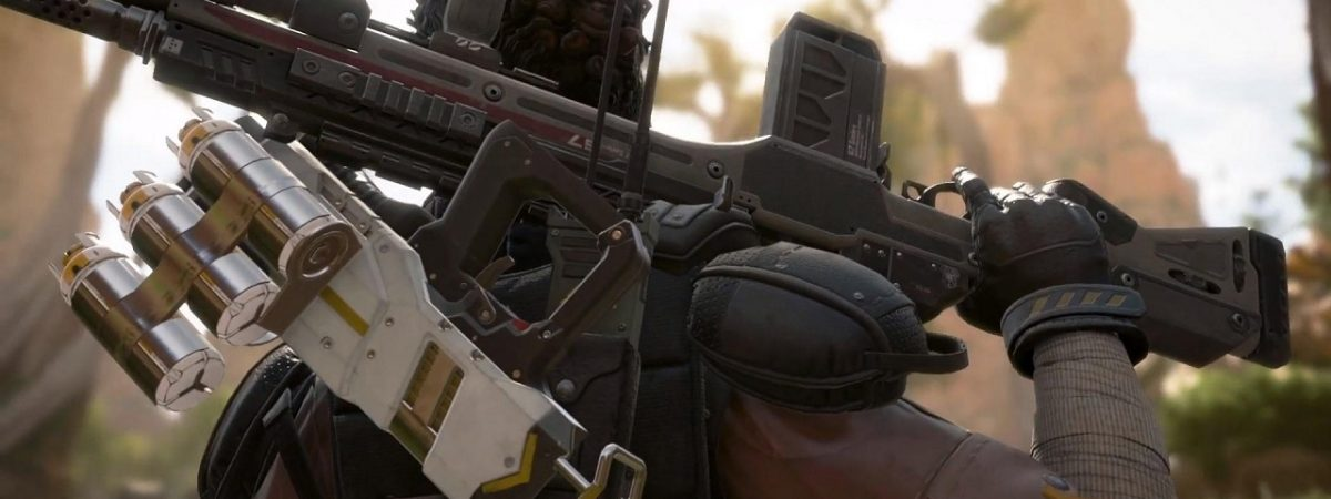 Apex Legends Weapons Changes in Season 4