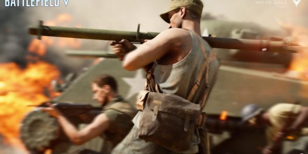 Battlefield 5 Chapter 6 Weekly Challenge US Castaway Set 3