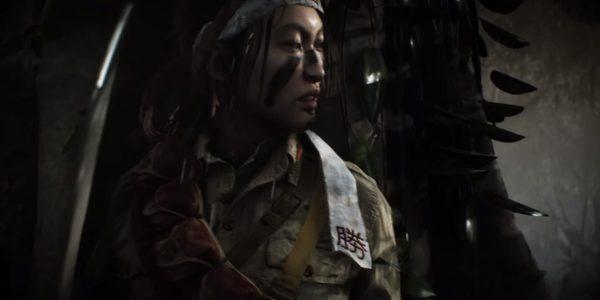 Battlefield 5 Elite Misaki Yamashiro