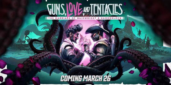 Borderlands 3 Guns Love and Tentacles DLC Trailer 3
