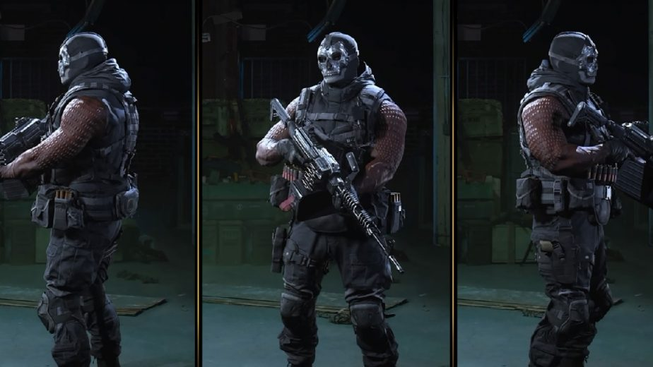 New Operator Mace Now Available In Call Of Duty Modern Warfare