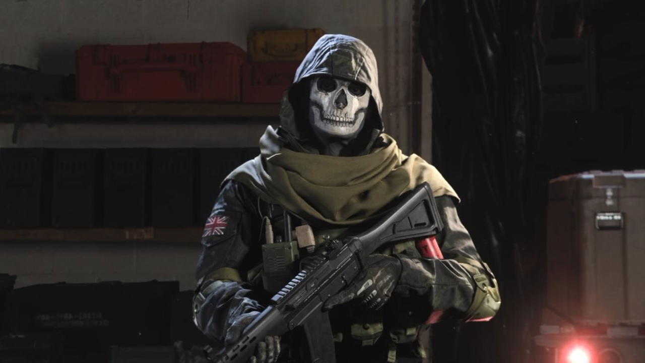 Who Is Ghost Modern Warfare S New Season 2 Operator