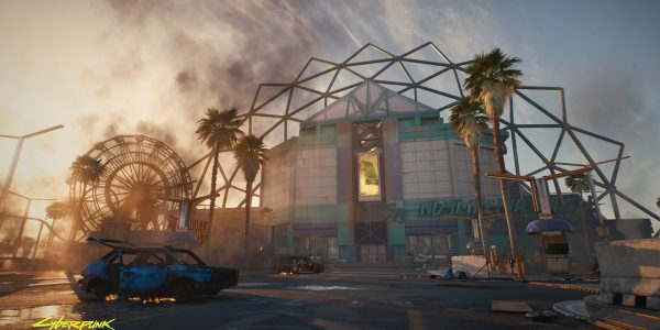 Cyberpunk 2077 GeForce Now Ray Tracing at Launch