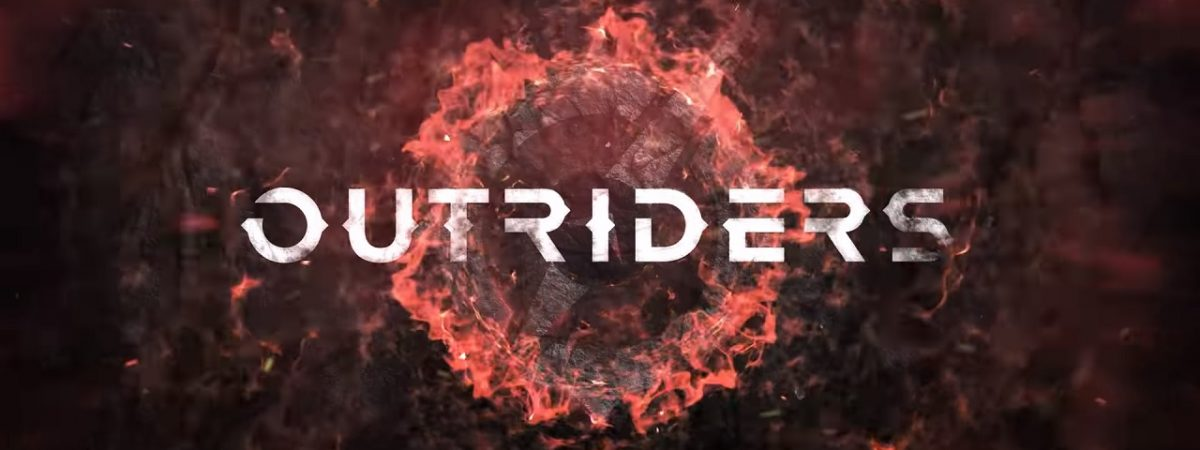 Outriders Reveal Trailer Launched by Square Enix 2