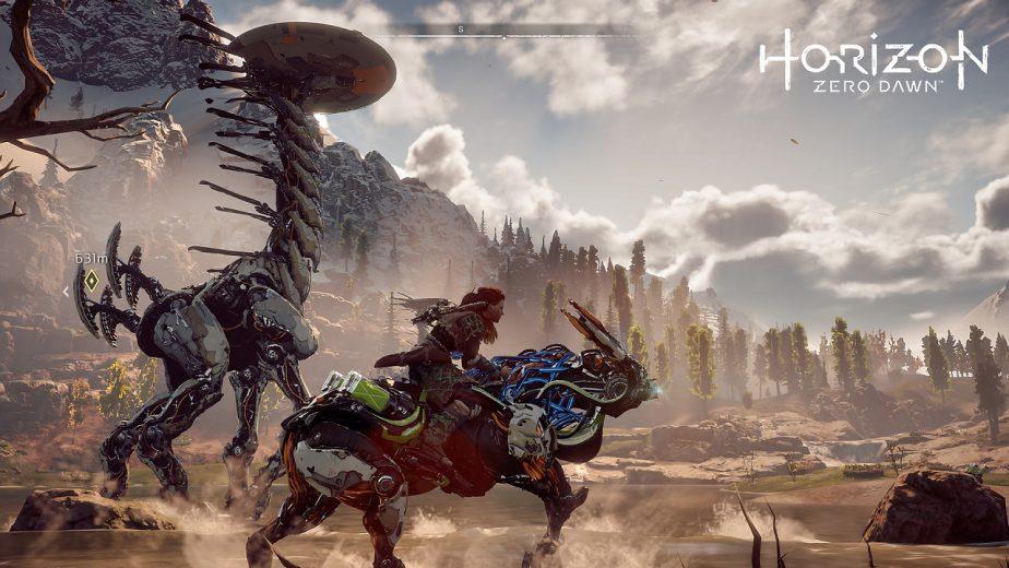 Top 10 RPGs Horizon Zero Dawn