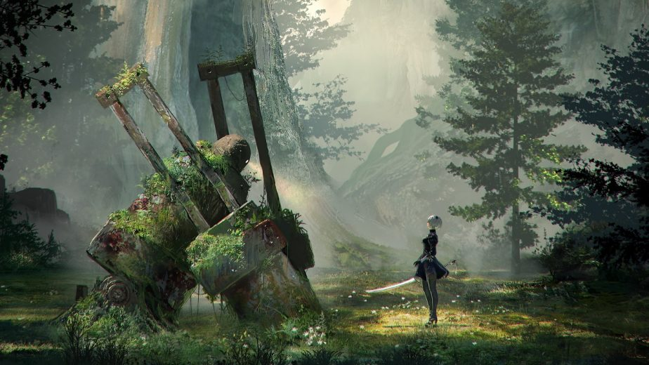 Top 10 RPGs Nier Automata