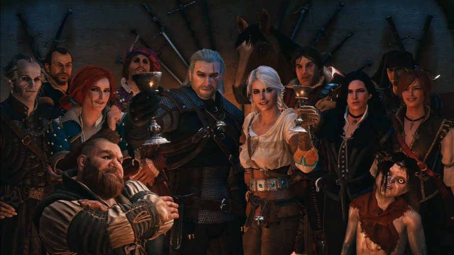 Top 10 RPGs The Witcher 3 Wild Hunt