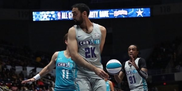 nba 2k20 star ronnie 2k singh in nba celebrity all star game competitors 2020