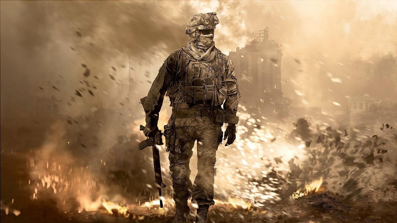 call of duty modern warfare ダウンロード