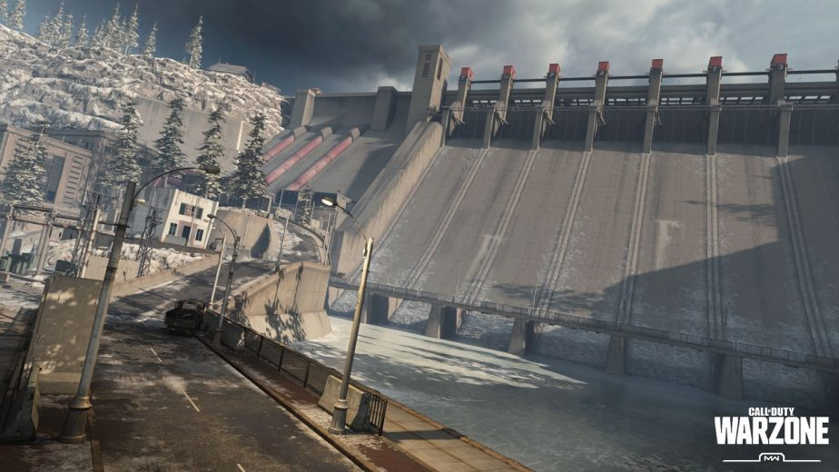The Five Sectors Of Call Of Duty Warzone S Verdansk Map