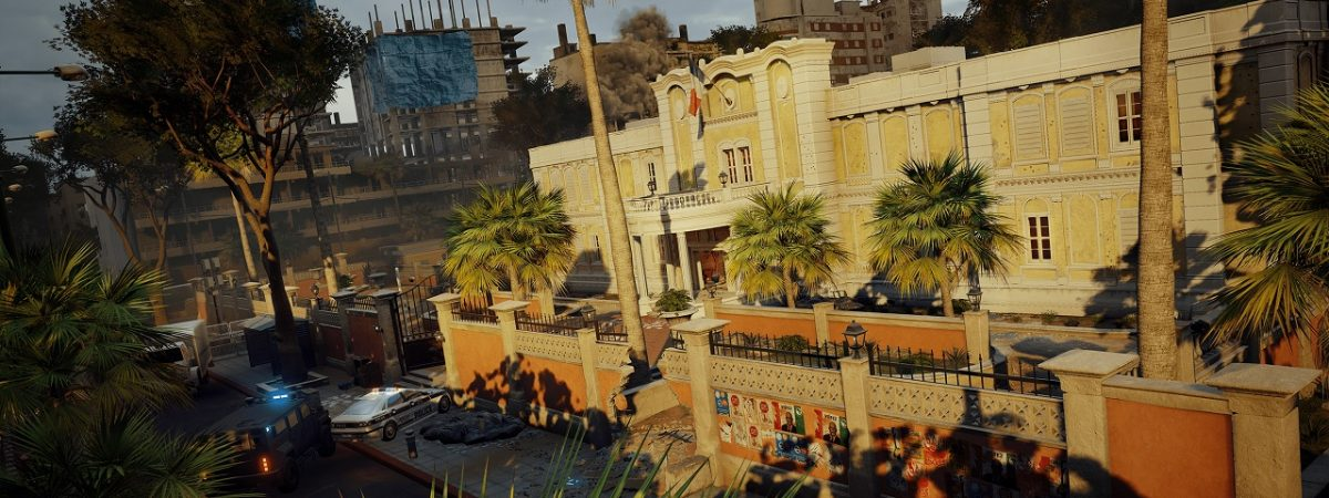 Rainbow Six Siege Consulate Map Disabled 2