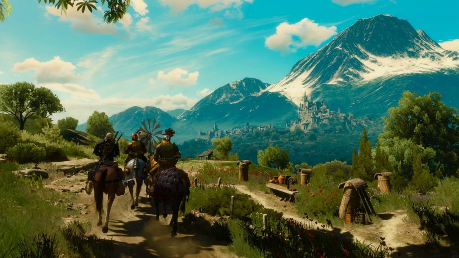 The Witcher Steam Sale Offers 70% Off Witcher 3