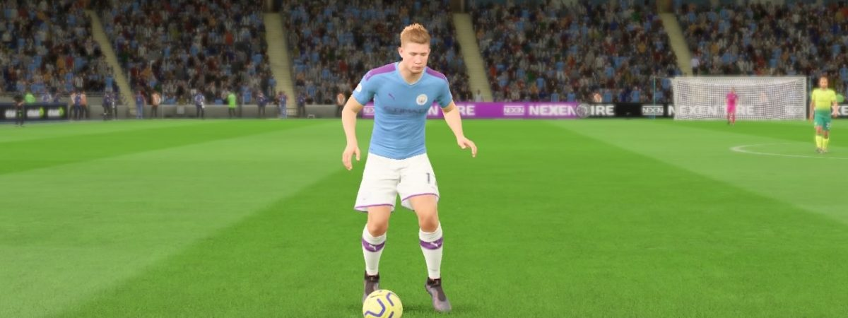 fifa 20 team of the week moments 2 players include kevin de bruyne