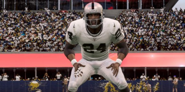 Madden 20 Ultimate Legends Group 10 Randall Cunningham Willie Brown