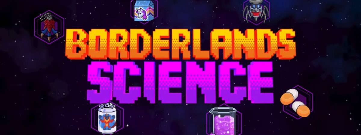 Borderlands Science Now Available in Borderlands 3