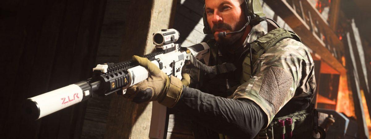 Call of Duty Modern Warfare Season 3 Guns Renetti SKS